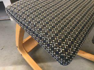 Herstoffering Stokke stoelen