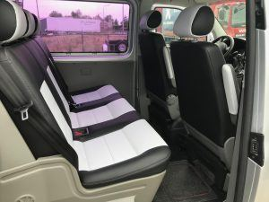 Herstoffering VW Transporter T5