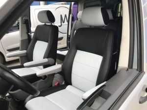 Herstoffering VW Transporter T5