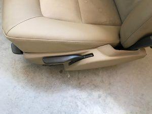 Auto stoffering reparatie Volvo stoel
