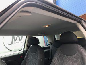 Bekleding voertuigen Mini Cooper hemel