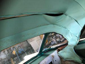 Oldtimer hemel Buick
