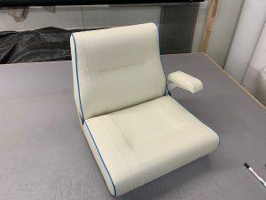 Scheepsstoffering Stuurstoelen