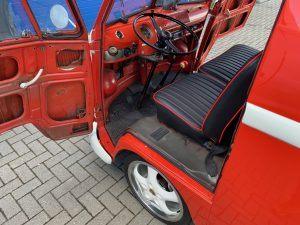 Oldtimer Stoffering VW T1