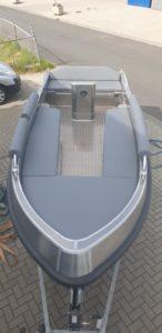 Kussenset speedboot of tender