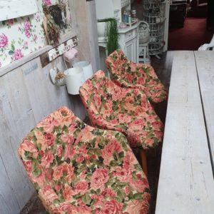Meubelstoffering Kuipstoelen