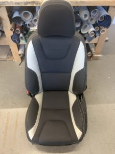Instapschade autostoel